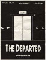 The Departed by sdotwhoa