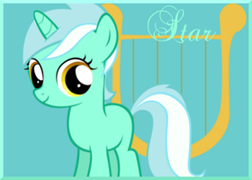 Filly Lyra sig 2 by AliceHumanSacrifice0