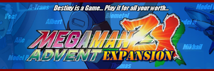 Mega Man ZX: ADVENT Expansion by Arby-Works