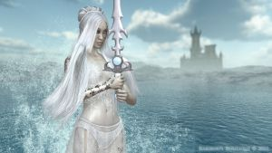 Spirit of Water by karibous-boutique