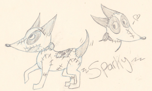 Sparky by charlotte199056