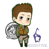+-+RE6-Piers Nivans+-+ by ShadowDark1