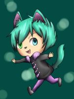 Chibi Argen -Request from Newblood96 by annaxxz