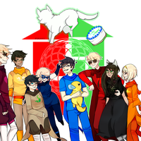 Homestuck 4/13 by Angelstar138