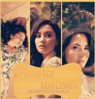Photopack Demi Lovato by sweetswag