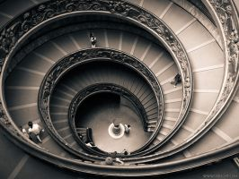 Rome in duotone. Vatican VI by crelight
