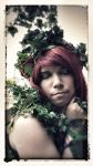 Poison Ivy-Inner self by LeadingPlantLady
