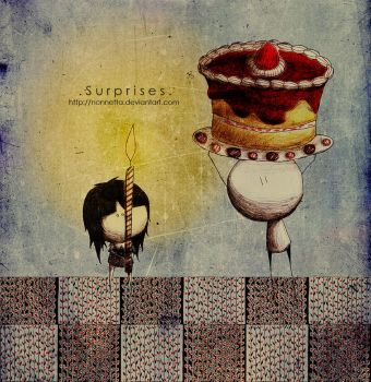 . Surprises by Nonnetta