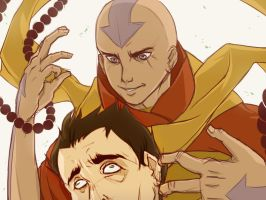 Rogue Airbender by Windam