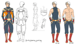 OW - Rowen 4th Outfit Reference by konrei-sama