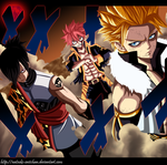 Fairy tail 405 the dragon by natsuki-oniichan