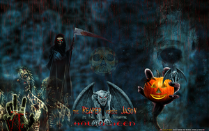 HALLOWEEN: THE REAPER v JASON by CSuk-1T