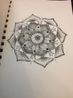 Mandala by AnonymousArtist1998