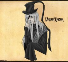 UnderTaker by dacrazycat