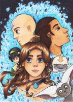ATLA by 22DreamOfMidnight22