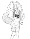 Wild Sketch by Quiten
