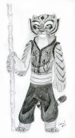 Tigress-Pencil by Nerual-56