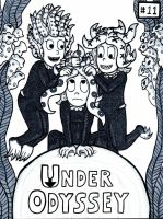 Under Odyssey Chapter 11 Cover by EvilCake