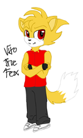 Vito The Fox by TinyWolfy