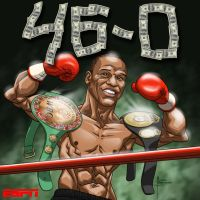 Floyd Money Mayweather by MBorkowski