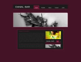 Danial BAR Portfolio by Flamix