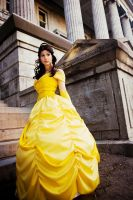 Belle: Beauty and the Beast by Laurentea