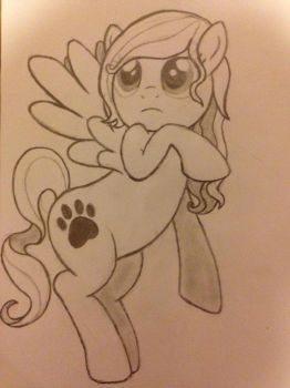 My Pony OC by MLPinkiePie