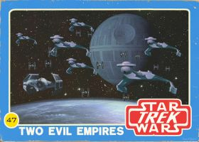 Star Trek Wars by Hartter