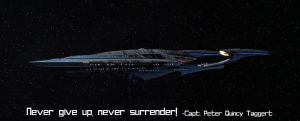 USS Protector by SciFiRocker