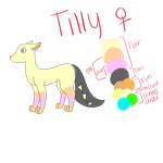 tilly ref by Manectrik