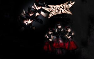 BABYMETAL WALLPAPER I.D.Z VERSION 1 by Kirito-Zoldyck