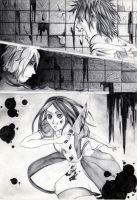 AlicexCheshire fanfic - The rose and the madness 2 by C-hrona