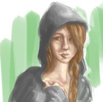 Hoodie by SY-Paint