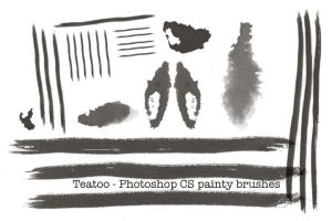 Teatoo - Painty brushes by teatoo
