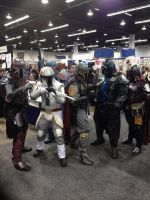 Mandalorians by Blackwind06