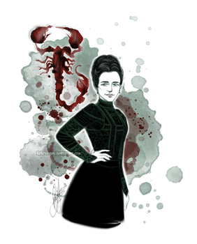 Penny Dreadful - The Scorpion by RedPassion