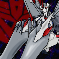 TFP Starscream by LochCamaen