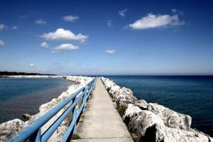 the path to the sea by benthomas