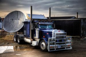 Bonavista Newfoundland Truck by Witch-Dr-Tim