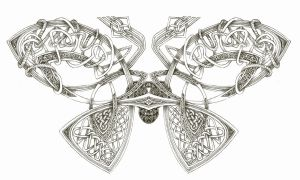 Butterflies - Celtic by heranush