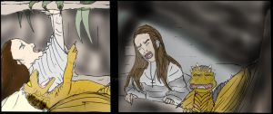 DH Kids in peril 1 by Selinelle