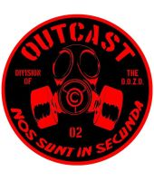 Outcast Patch by Nachtwolfen18