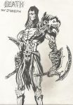 Death From Darksiders by Prophet340