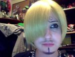 WIP: Sanji's New Look 2Y3D by Glass-Rose-Prince