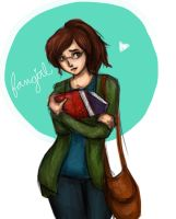 Cath - Fangirl by FullMetalViolinist