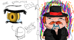 ISCRIBBLE FUNNESS by starique