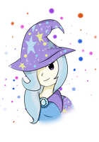 The Great and Powerful Trixie by shiki158