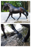 Breyer - Hoof And Stone by The-Toy-Chest