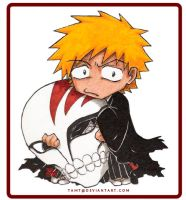 bleach ichigo by tamt