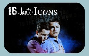 16 Janto Icons by FirstTimeLady